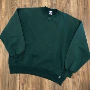 VTG Russell Athletic Crewneck Sweatshirt Men XL